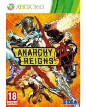 Anarchy Reigns (Limited Edition) (XBOX 360)