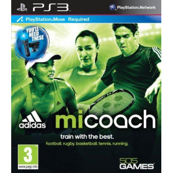 Adidas miCoach - The Basics (PS3)