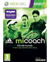 Adidas miCoach - The Basics (XBOX360)