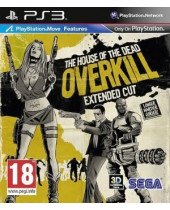 House of the Dead - Overkill (Extended Cut) (PS3)