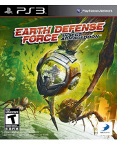 Earth Defense Force - Insect Armageddon (PS3)