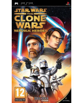 Star Wars The Clone Wars - Republic Heroes (PSP)