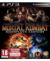 Mortal Kombat 9 (Komplete Edition) (PS3)