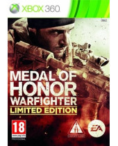 Medal of Honor - Warfighter (Limited Edition) (XBOX 360)