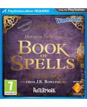Wonderbook - Book of Spells CZ (PS3)