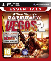 Tom Clancys Rainbow Six - Vegas 2 (Complete Collection) (PS3)