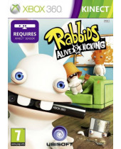 Raving Rabbids - Alive and Kicking (XBOX 360)