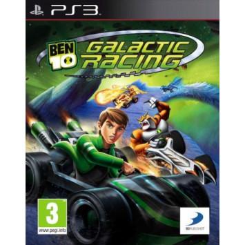 Ben 10 - Galactic Racing (PS3)