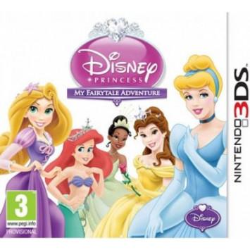 Disney Princess - My Fairytale Adventure (3DS)