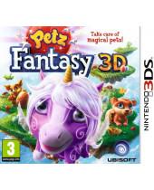 Petz Fantasy 3D (3DS)