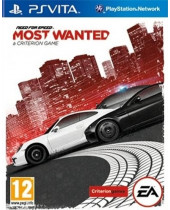 Need For Speed - Most Wanted 2 (PSV)