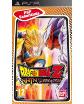 Dragon Ball Z - Shin Budokai (PSP)