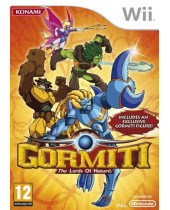 Gormiti - The Lords of Nature! (Wii) (zdarma figúrka Gormiti)