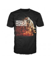 Medal of Honor Warfighter - Black Character (T-Shirt)