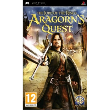 Lord of the Rings - Aragorns Quest (PSP)