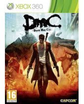 DmC - Devil May Cry (XBOX 360)
