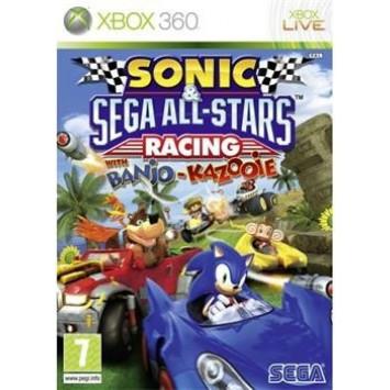 Sonic and SEGA All-Stars Racing with Banjo-Kazooie (XBOX 360)