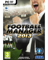 Football Manager 2013 CZ (CD Key)