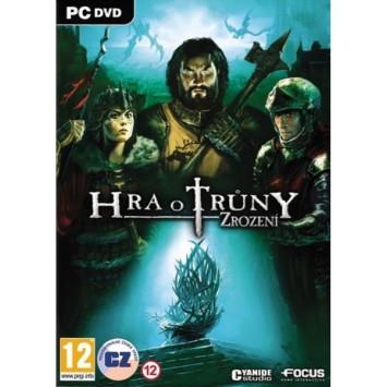 Hra o tróny - Zrodenie CZ (CD Key)