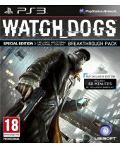 Watch Dogs UK (PS3)