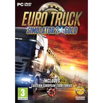 Euro Truck Simulator 2 (GOLD Edition) CZ (PC)