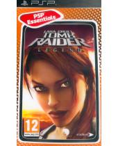 Tomb Raider - Legend (PSP)