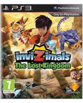 Invizimals - The Lost Kingdom (PS3)