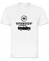 Trabant 3 (Funny T-Shirt)