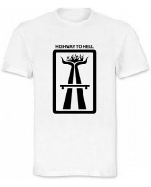 Highway to hell (Funny T-Shirt)