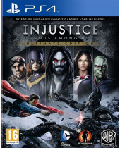 Injustice - Gods Among Us (Ultimate Edition) (PS4)