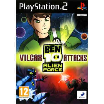 Ben 10 Alien Force - Vilgax Attacks (PS2)