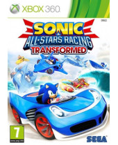 Sonic and All-Stars Racing Transformed (X360)