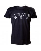 Assassins Creed 4 - Pirate Crest (T-Shirt)