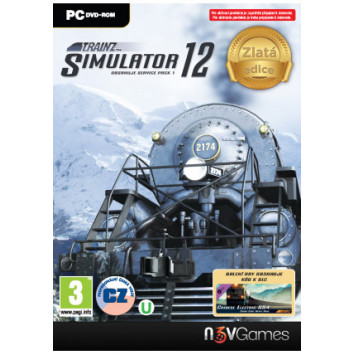 Trainz Simulator 2012 CZ (GOLD Edition) (PC)