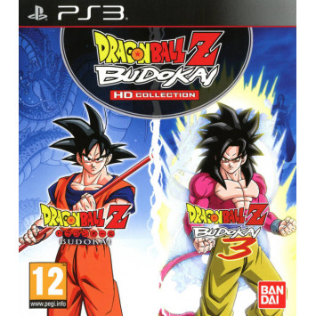 Dragon Ball Z - Budokai HD Collection (PS3)