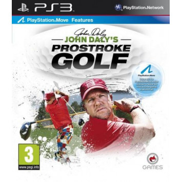 John Dalys ProStroke Golf (PS3)