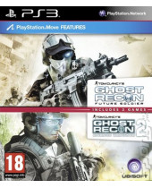 Ghost Recon - Future Soldier + Ghost Recon - Advanced Warfighter 2 (PS3)