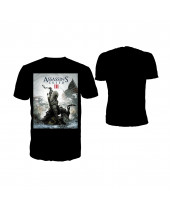 Assassins Creed 3 - Game Cover (T- Shirt)