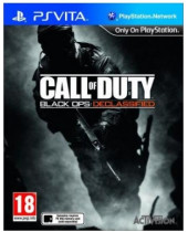 Call of Duty Black Ops - Declassified (PSV)