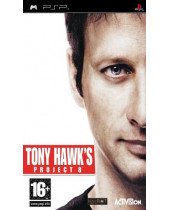 Tony Hawks Project 8 (PSP)
