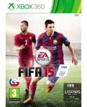 FIFA 15 CZ (XBOX 360)