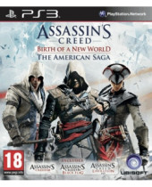 Assassins Creed - Birth of a New World (American Saga Collection) (PS3)