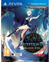 Deception IV - Blood Ties (PSV)