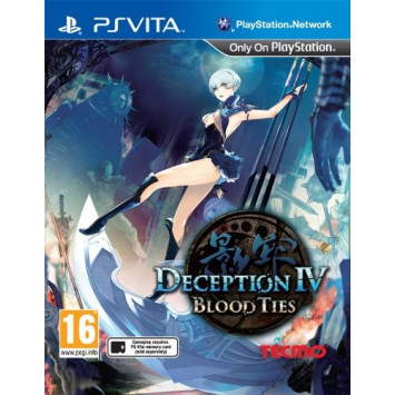 Deception IV - Blood Ties (PSV)