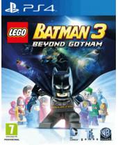 LEGO Batman 3 - Beyond Gotham (PS4)