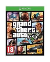 Grand Theft Auto 5 (GTA 5) (XBOX ONE)