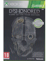 Dishonored Game of the Year Edition CZ (XBOX 360)