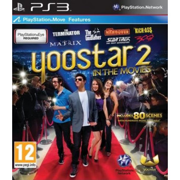 Yoostar 2 - In the Movies (PS3)