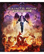 Saints Row 4: Gat Out of Hell (First Edition) (PC)