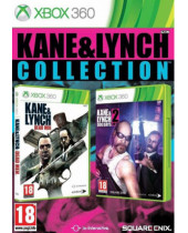 Kane and Lynch Collection (XBOX 360)